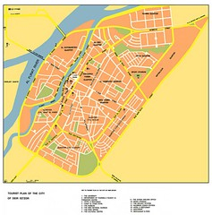 Deir Ez Zor City Map