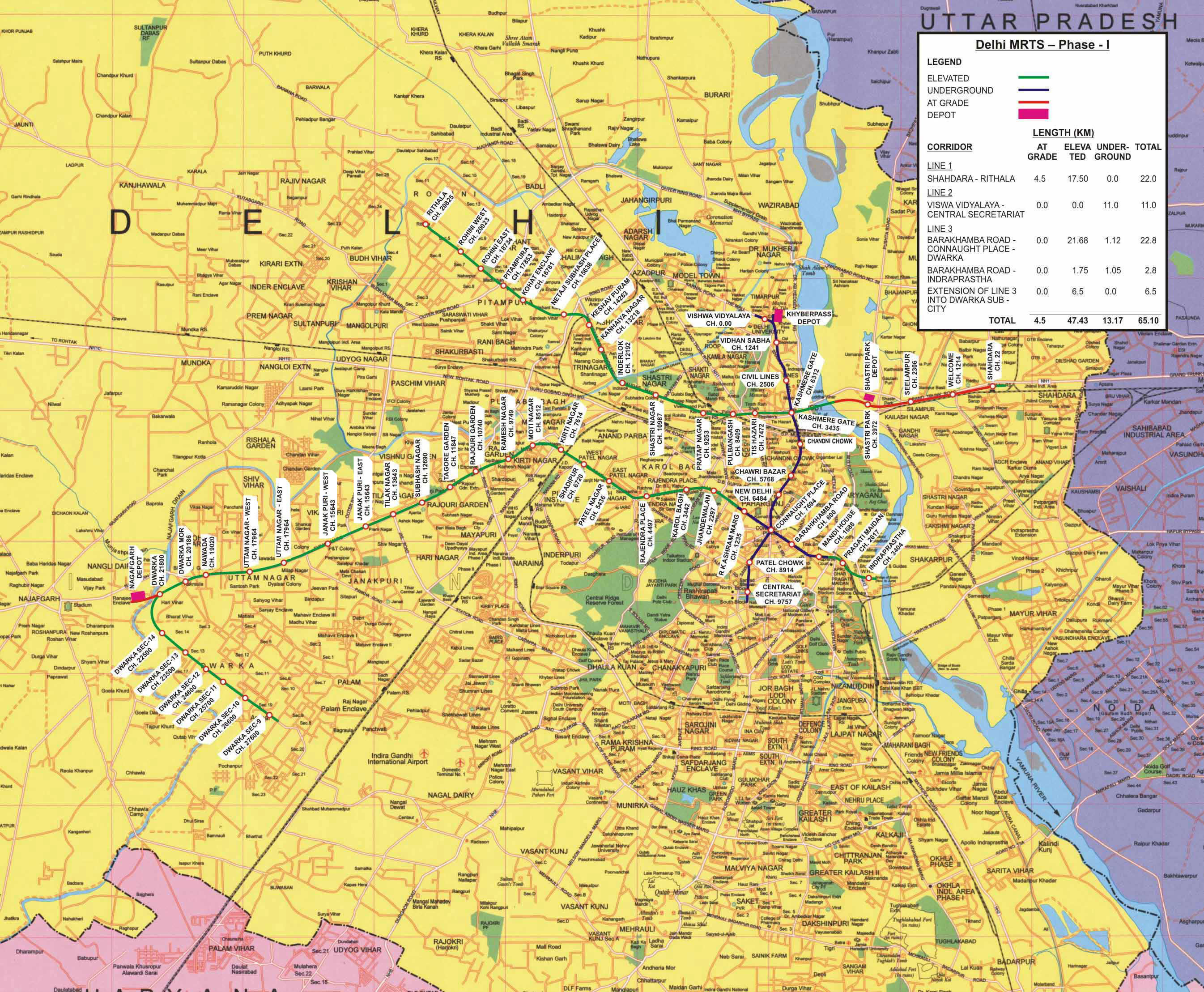 New Delhi Map | Maps