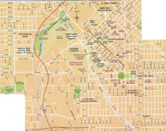 Denver, Colorado City Map