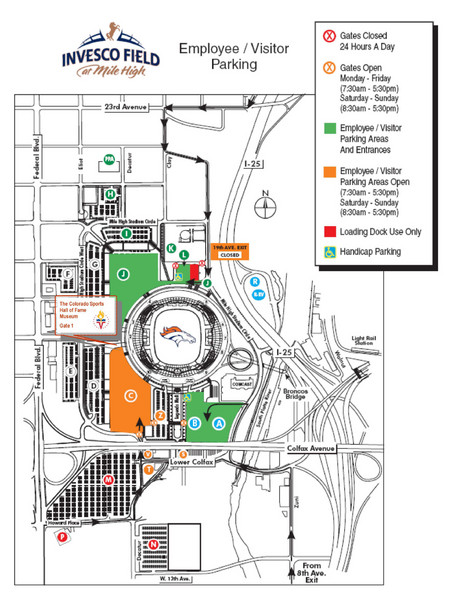 Denver-Colorado-Invesco-Field-Parking-Map.mediumthumb Denver Broncos Parking Lot Map on denver pepsi center concert seating chart, downtown denver parking map, invesco field map, denver restaurant map, bars downtown denver map, denver vicinity map, denver broncos public transportation, cdot state highway map, denver bus system map, denver broncos field map, coors field map, denver broncos overhead view, denver weather map, sports authority field map, denver colorado climate data, university of alabama parking map, denver colorado suburbs, denver co on state map, downtown denver street map,
