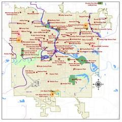 Des Moines Skywalks Map Des Moines mappery