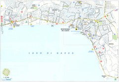 Desenzano del Garda vicinity Map