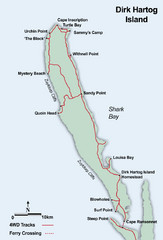 'Dirk Hartog Island Map' from the web at 'http://www.mappery.com/maps/Dirk-Hartog-Island-Map.thumb.jpg'