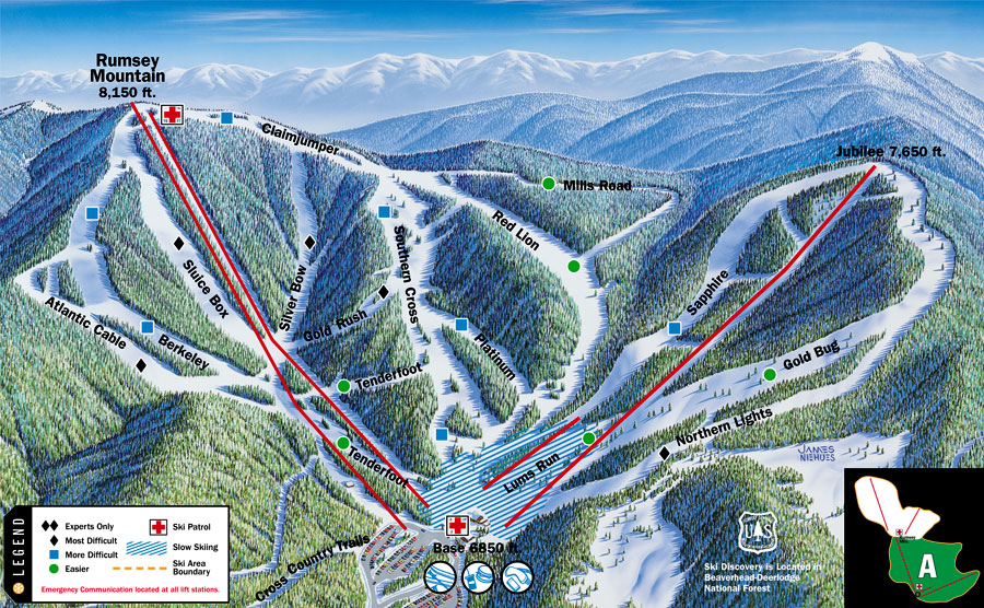 map of colorado ski areas with Discovery Basin Ski Area A Ski Trail Map on Piste Map furthermore Colorado Elevation Map moreover Stevens Pass Ski Trail Map as well Steamboat 20Smokehouse likewise The Best Ski Town Celebrations For New Years Eve.