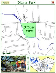 Dittmar Park Map