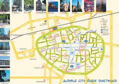Dortmund Tourist Map