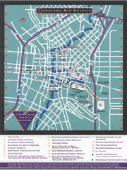 Downtown San Antonio Map