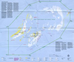 Dry Tortugas National Park Map