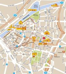 Moers City Map Moers Germany mappery