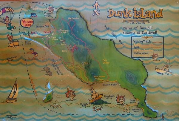 Dunk Island Holidays: Dunk Island • Mappery