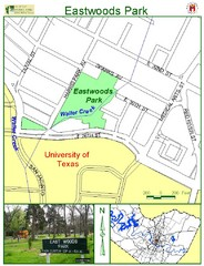 Eastwoods Park Map