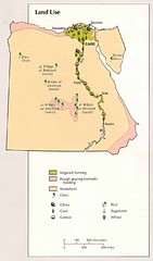 Egypt Land Use Map