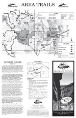 Eldorado Canyon State Park Map