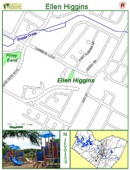 Ellen Higgins Park Map