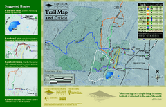 Equinox Preservation Trail map