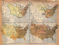 Expansion of United States Territory From 1803...
