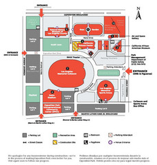 Exposotion Park Map