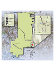 Fakahatchee Strand Preserve State Park Map