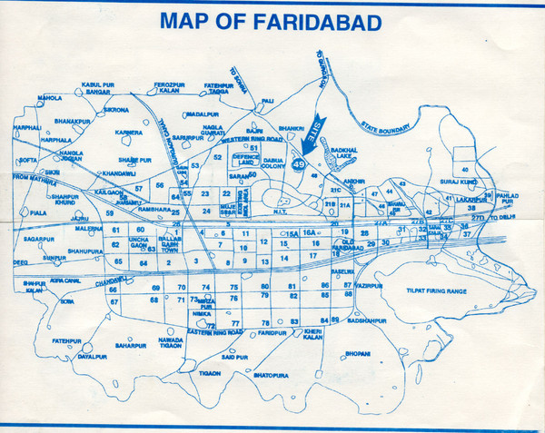 Faridabad India  city photos gallery : india elevation map source abuse report this faridabad india elevation ...