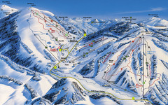 Feldberg Ski Trail Map