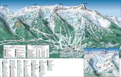 Fernie Alpine Trail Map
