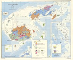 Fiji Geological Map