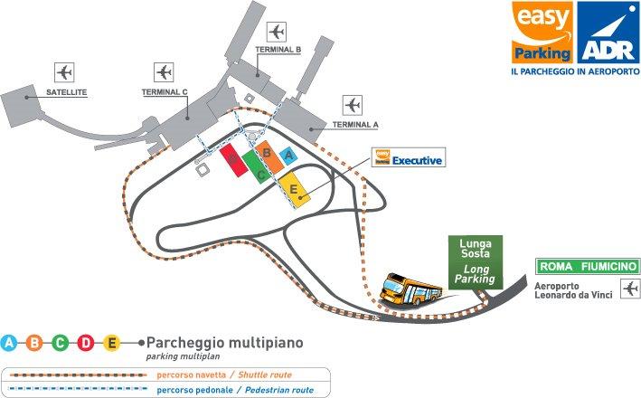 Fiumicino Airport Map Roma Fiumicino airport mappery