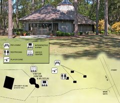 Forest Capital Museum State Park Map