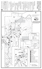 Forestville/Mystery Cave State Park Winter Map
