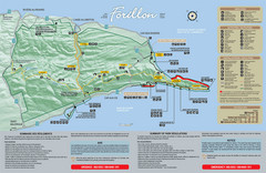 Forillon National Park Map