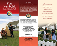 Fort Humboldt State Historic Park Map