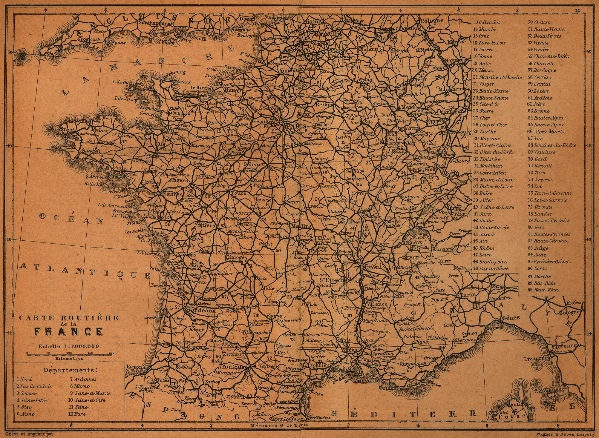 France Road Map 1914 - France • mappery on explorers map, dish network map, cmc map, coverage map, helsingborg map, the narrows map, wal mart map, ultima 3 map, manitou map, rmh map, jvc map, john deere map, vanguard airlines route map, marshall map, all quiet on the western front map, harley davidson map, bucket list map, usc housing map, loran map, zoom map,