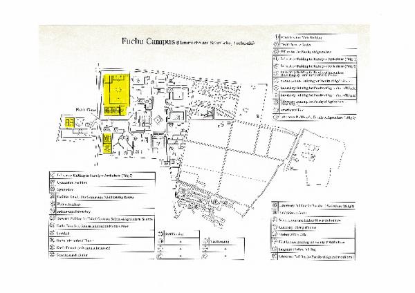 Fuchu Campus Map Fuchu Japan Mappery - Fuchu map