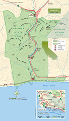 Gaviota State Park Zoom Map