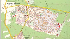 Geretsried Map