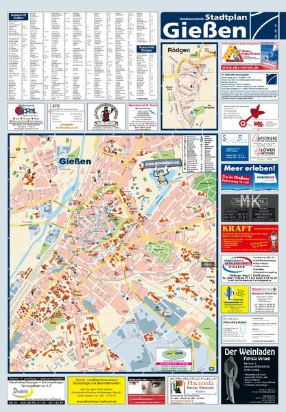 Giessen Map