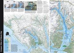 Glacier Bay National Park Map