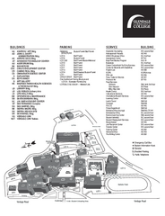 Glendale Community College Campus Map