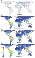 Global Biodiversity Map