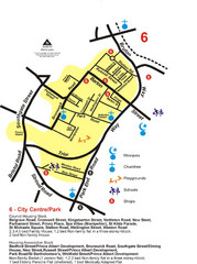 Gloucester City Park Map