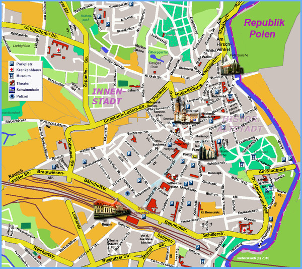 real life map collection mappery – Jerusalem Tourist Map