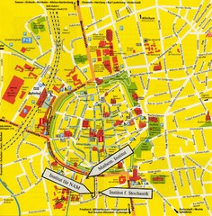 Gottingen City Map