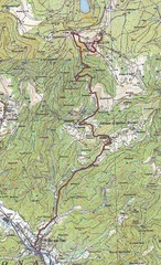 Grand Ballon Race Course Map