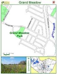 Grand Meadow Park Map