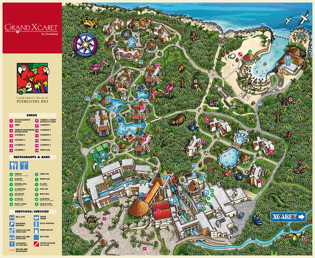 Xcaret Cruise Critic Message Board Forums