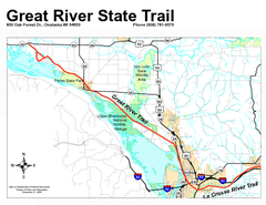 Great River State Trail Map