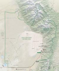 Mosca Colorado Map.San Luis State Park Map San Luis State Park Mosca Co Mappery