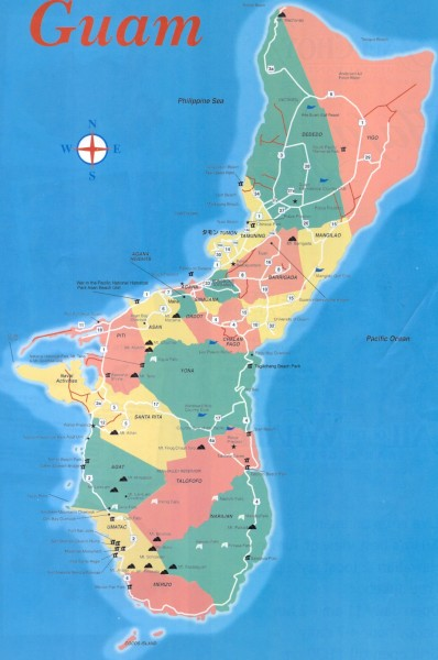 Guam wwii map guam mappery keywords history wwii view guam map gumiabroncs