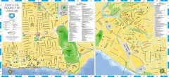 Guayaquil Tourist Map