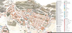 Gubbio Map